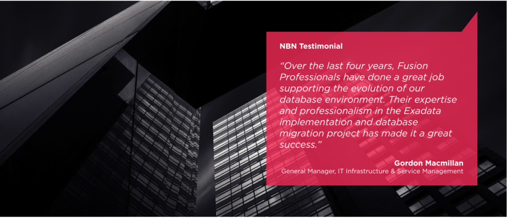 Data Management Testimonial