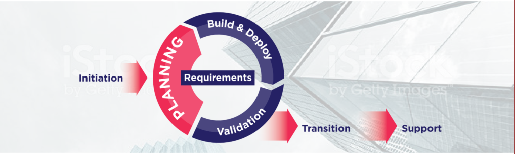Fusion Professionals Service Delivery Process